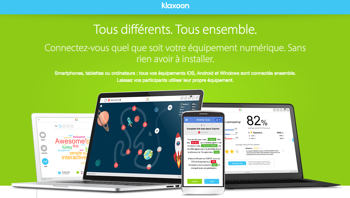 co-sulting klaxoon